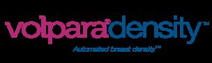 Volpara Density Logo Brustdichte