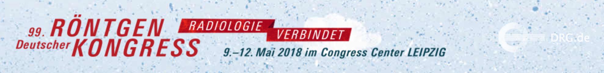 99 Deutscher Röntgenkongress