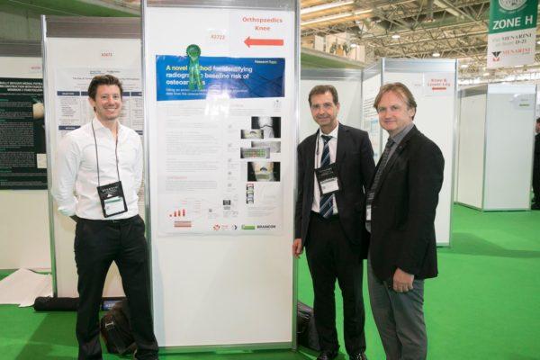 EFORT 2017 – Image Biopsy Lab company wins poster presentation